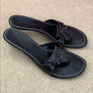 Cole Haan City Size 7 Kitten Heel Sandals